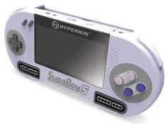 Console SupaBoy S - Super Nintendo - Acheter vendre sur Référence Gaming