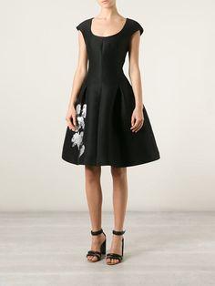Fendi Vestido Evasê - - Farfetch.com