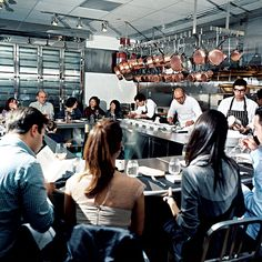 Dine at Chef's Table at Brooklyn Fare