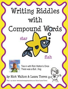 Writing Riddles with Compound Words