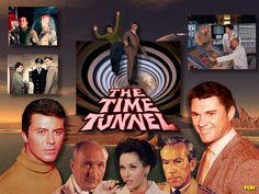 The time tunnel Sci Fi Tv, Sci Fi Movies, The Time Tunnel, Mejores Series Tv, Real Tv, Cinema Tv, Sci Fi Shows, Vintage Television, Old Time Radio