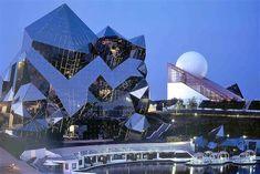 De meest vreemde gebouwen van Europa!