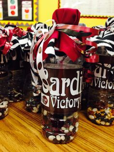 More Spirit shakers for Cardinal play-offs!! Go Cards!