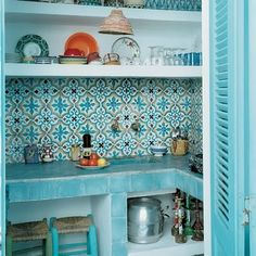 funky louis: I heart Moroccan tiles x