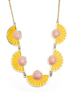 The Fan Flair Necklace by JewelMint.com, $29.99