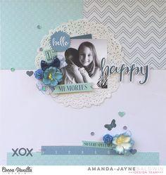 Happy   Life Is Beautiful   Amanda Baldwin   Cocoa Vanilla Studio