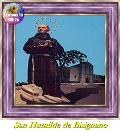 Leamos la BIBLIA: San Humilde de Bisignano