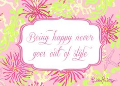 free Lilly Pulitzer printables from Dixie Delights blog