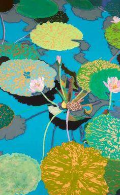 Michelle's Secret Pond by Allan P Friedlander