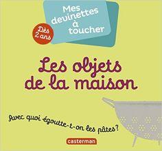 Amazon.fr - Les objets de la maison - Julie Faulques - Livres