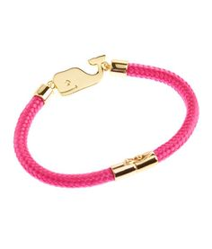 Tied to a Cure: Sailors Cord Whale Bracelet - 30% of all proceeds benefit the Breast Cancer Alliance  Vineyard Vines