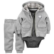 Cheap infant boy clothing sets, Buy Quality roupa bebe menino directly from China baby boy clothes coat Suppliers: Autumn and winter kids baby boy clothes coat+bodysuit+pant 3 pcs baby girl clothes infant boy clothing set,roupas bebes meninos Baby Outfits, Newborn Outfits, Niñas Carters Baby, Baby Boy Newborn, Climbing Clothes, Baby Girl Pants, Baby Suit, Kids Suits, New Baby Girls