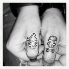 Our Skull Tattoos