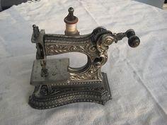 German Muller #6 Children's Sewing Machine