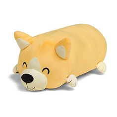 Corgi Cutesy Roll Pillow - Almost 2 feet of snuggleness $19.99 Z