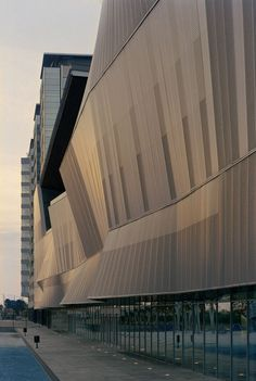 The Barcelona International Convention Centre (CCIB) Mateo Arquitectura