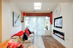 Summer Lounge - By Majik House #smarthome #lightingdesign #tv