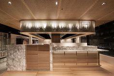 Little Tokyo sushi restaurant by StudioMKZ, Sydney – Australia »  Retail Design Blog