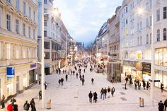 Mariahilfer Strasse, Vienna – B+B Conceptual Model Architecture, Environmental Architecture, Eco Architecture, Landscape And Urbanism, Landscape Design, Contemporary Landscape, Urban Landscape, B & B, Public Space Design