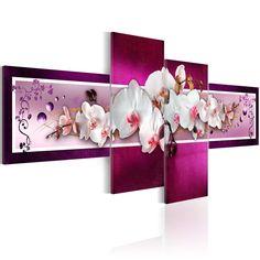Cuadros de flores - modernos, impresiones, fotos en liezno