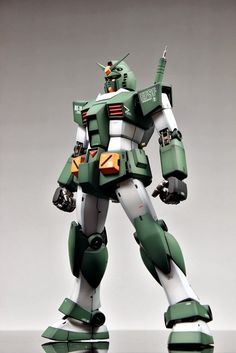 MG 1/100 FA-78-A Full Armor Gundam - Customized Build Modeled by Suny Buny