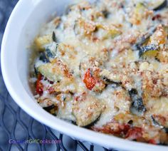 Gourmet Girl Cooks: Apple Smoked Chipotle Orange-Lime Salmon - Wild Copper River & Zucchini Parmesan Bake