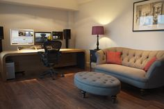 Edit Suite - Love the lighting