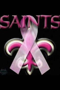 WHO DAT NATION SUPPORTING BREAST CANCER