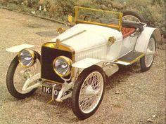 Cars 1912 Alfonso Hispano Suiza