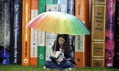 girl reading book - Google Search  I LOVE books