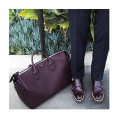 L.A. green stuff @iamgalla for #BallyCollection #BallyStory featuring Portland shoes and Bloom Bag XL. Photo and video by @eastonschirra @spencerbyamtaylor #BallySwissDesign