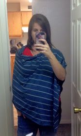 Little Moments Like This: DIY Nursing Covers and Infinity Scarves