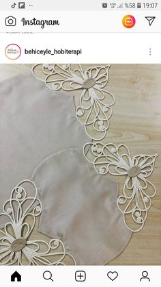 Ribbon Embroidery, Embroidery Stitches, Needle Tatting, Cross Stitch Patterns, Needlework, Macrame, Creations, Tapestry, Crochet