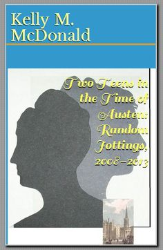 My Kindle book's covery: Two Teens in the Time of Austen.