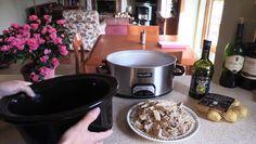 Остатки индейки в Crock Pot с черносливом и курагой вкуснятина!