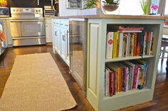 How to build the perfect kitchen island. #DIY #ReStore