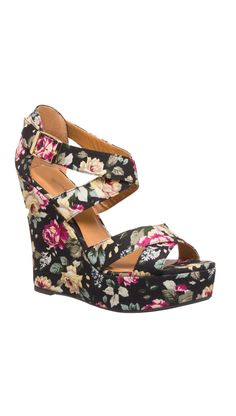 3bfb9a8a33a soooo cute! love steve madden shoes <3 | My Style | Shoes, Floral ...