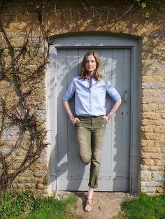 #Zara  - #Zarapictures  #camisa #shirt  oversize contraste  #spring/summer2014 #moda #fashion #tendencia #trend