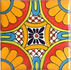 TABOADA - Patterned Tile - Mexican Tile Designs