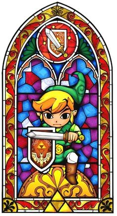 Stain Glass Link