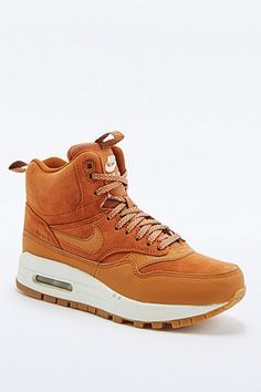 Nike Air Max 1 Rust Trainer Boots