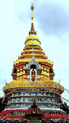 Wat Doi Saket . Thailand... #Thailand #YourNewRoommate