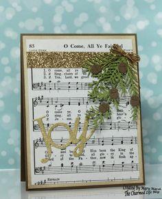 CC643 DT Sample- Mary's card
