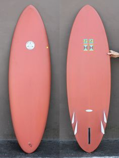 △ 6'0 campbell brothers pod