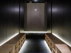 Alex Cochrane Architects 'silence room'