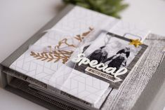 Minis, Mini Albums Scrapbook, Kit, Cameo, Julie, Boxes, Inspiration, Great Ideas, Mini Albums