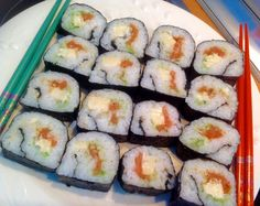 Belén Ru: Maki Sushi hecho en casa
