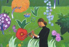 garden-Yearning / Oil on Canvas, 2012 /