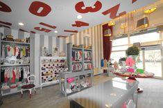LUCIGNOLO store by Studio Zerozero, Calcinaia   Italy kids store design