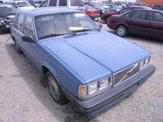 My First Car 1986 Volvo 740 GLE